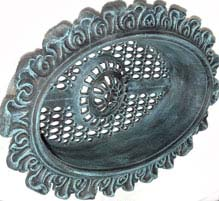 large oval foundation vent price 110 - Foundation Vent Covers